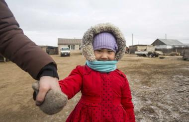 En este país enclavado entre Rusia y China, el aire contaminado provoca un verdadero éxodo desde la capital.