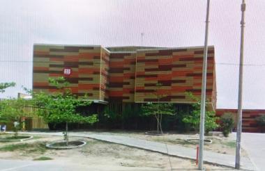 Institución Educativa  Germán Vargas Cantillo.