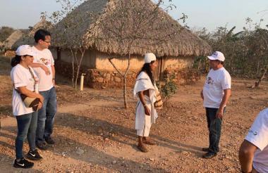 Durante marzo, el gremio de nefrólogos del país está realizando una jornada de salud renal con más de 5.000 indígenas.