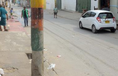 Los hechos de sangre ocurrieron en la carrera 32 con calle 33 en el barrio San Roque, en Barranquilla.