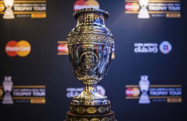 La Copa América también se jugará este año en Brasil.