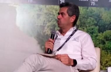 El empresario cartagenero Rafael Del Castillo.