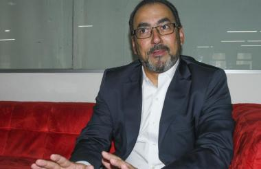 El director ejecutivo del BID por Colombia y Perú, Sergio DíazGranados.