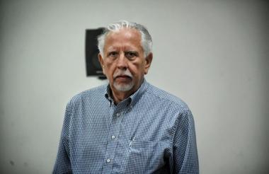 Ramón Navarro Pereira, exgerente general de la Triple A.