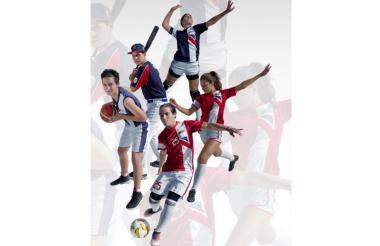 El logo oficial de los 'Big Games' 2019.