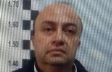 Javier Peña Ramírez, preso en la Penitenciaría de El Bosque por presunta corrupción en la salud.