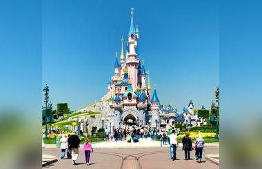 Disneyland de París.
