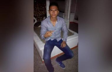 Raúl Barrios Altamar es buscado por la Policía.