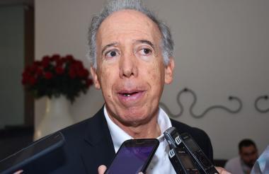 Sergio Clavijo, presidente de Anif.