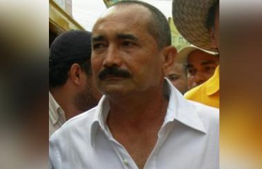 Ramiro Vanoy Murillo, alias 'Cuco Vanoy', máximo ex jefe del bloque Mineros de las AUC.