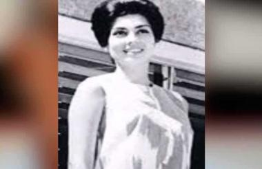 Martha Ligia Restrepo González, Señorita Colombia en 1962 y reina del Carnaval en 1963.