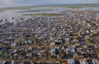 En marzo Irán ya había sido afectado por inundaciones excepcionales, que causaron 45 muertos en el país.