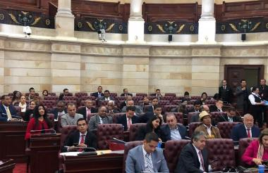 Comisión de Ordenamiento Territorial del Congreso.