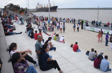 El evento será en el Gran Malecón del Río.