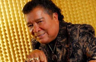 El cantautor Pastor López, de 74 años.