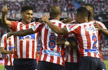 Junior acumula este semestre seis triunfos y ocho empates en la Liga Águila I.