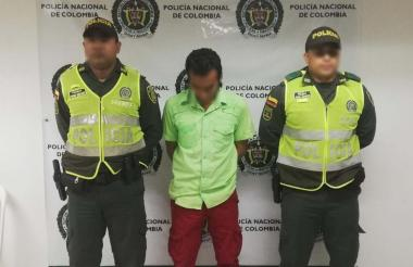 Eduardo Rafael De la Cruz, profesor capturado por delitos sexuales.