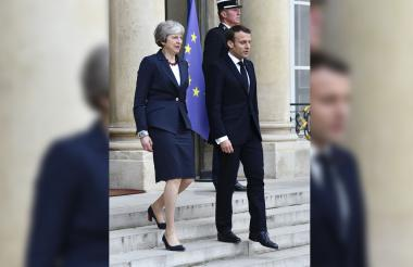 Los europeos no creen que para entonces May haya logrado un pacto con la oposición laborista que permita a su Parlamento aprobar el acuerdo de divorcio.