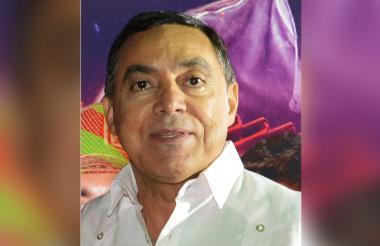 El exgobernador de La Guajira Álvaro Cuello Blanchar.