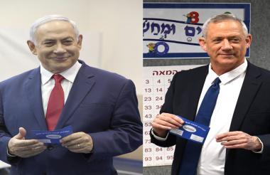 """Ante los resultados que daban ventaja a Netanyahu, un responsable palestino dijo que los israelíes dijeron en las urnas """"no a la paz""""."""