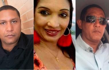 Wilbert José Hernández, Yedis Lindo Pinto y Enrique Segundo Freyle son los ternados para el primer cargo del departamento guajiro.