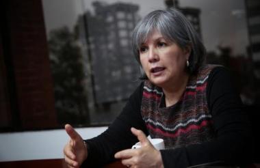 Patricia Linares.