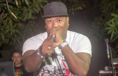 Deivis Antonio Alarcón Fontalvo, conocido como Deivi Rap, fue asesinado a tiros el pasado miércoles.