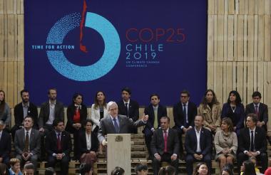 Cumbre mundial del clima