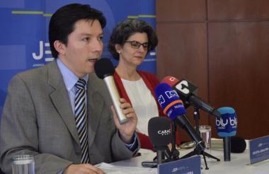 El anuncio lo hizo el magistrado Óscar Parra, presidente de la Sala de Reconocimiento de la JEP.