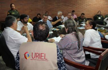 El Comité de Seguimiento Electoral.