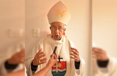 Monseñor Vidal.