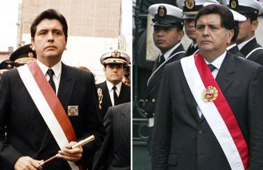 Alan García fue presidente de Perú en dos ocasiones.