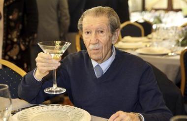 Manuel Alcántara falleció en su domicilio de Málaga a los 91 años.