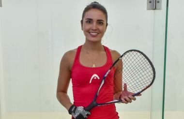 María José Vargas, de 26 años, es boliviana de nacimiento.