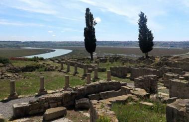 El complejo arqueológico de Lixus.