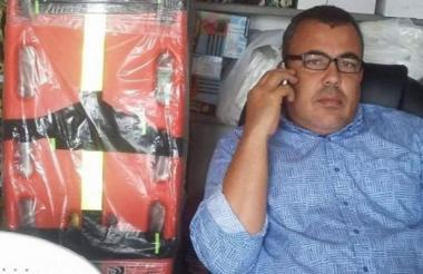 Rodrigo Mozo, víctima mortal del accidente.