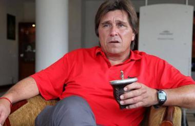 El exjugador y entrenador Julio César Toresani.