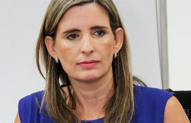 María J. Vengoechea.
