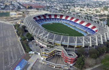 El presunto abuso policial se dio en el estadio Metropolitano.
