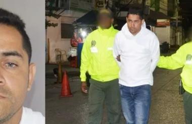 El capturado es Johan Sabid Niebles Torres.