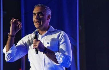 El presidente de Tigo, Marcelo Cataldo.