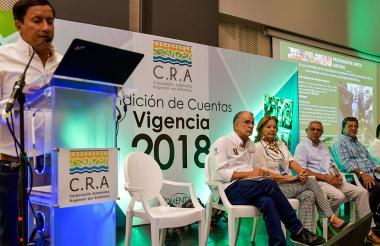 Alberto Escolar Vega, director de la CRA.