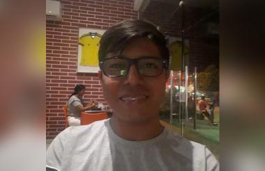 Joel David Celis Gutiérrez.