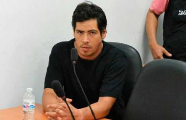 Cristian Camilo Bellón.