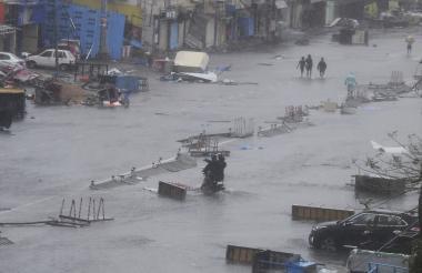 Fani es la cuarta tormenta de esta clase en azotar la costa este de la India en tres décadas.