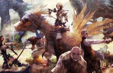 La trama del juego transcurre en el mundo de Ivalice.