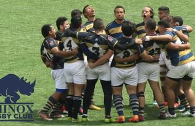 Equipo Rhinox es el líder en masculino mayores.