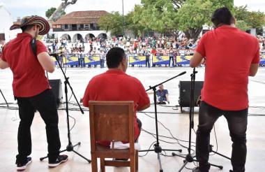 La baja afluencia de público a los eventos del Festival fue muy notoria, en comparación con otros años.