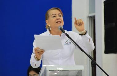 Maritza León Vanegas.