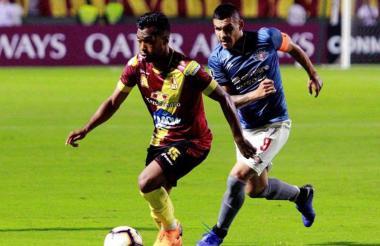 Tolima y Wilstermann igualaron 2-2 en Ibagué.